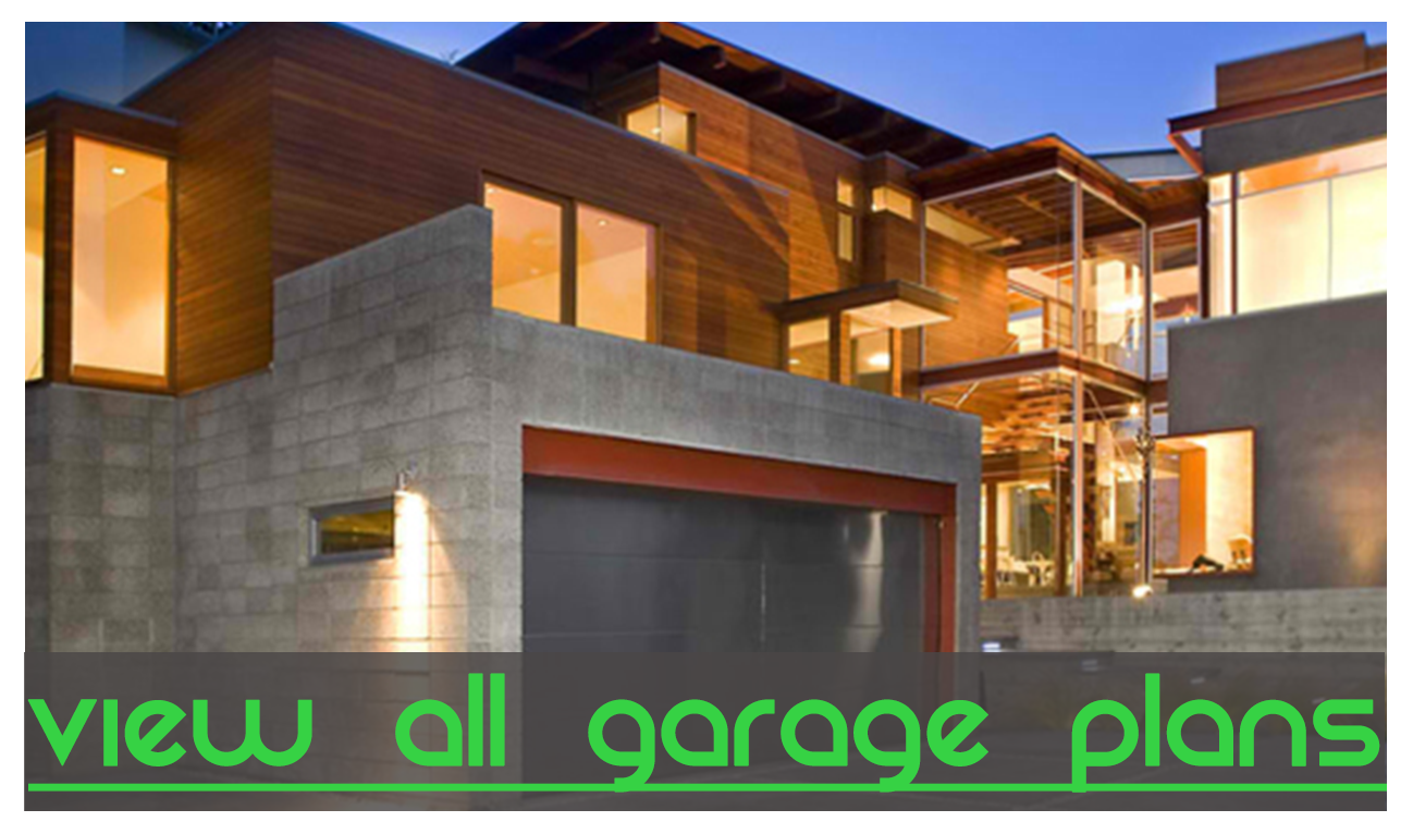 View All Garage Plans